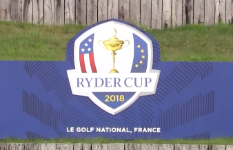 AQUA-AID EU is proud to support the Ryder Cup Agronomy efforts
