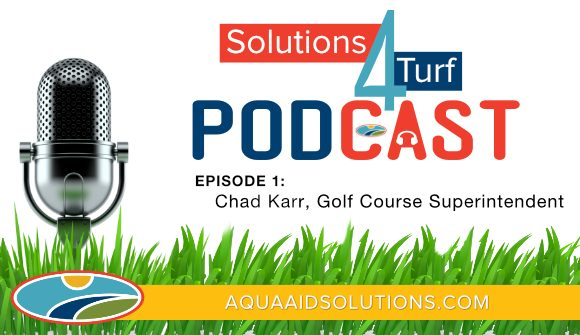 Solutions4Turf Podcast Episode 1: Chad Karr and Worm Power Turf