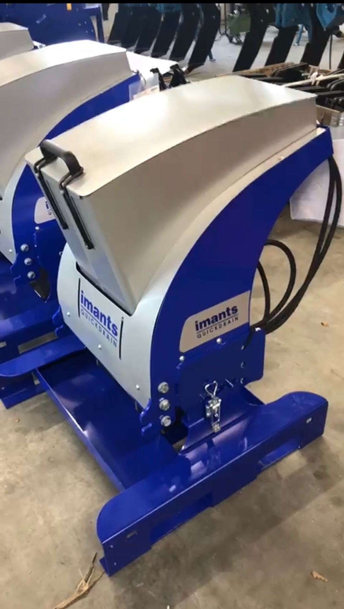 AQUA-AID Solutions Imants QuickDrain stored